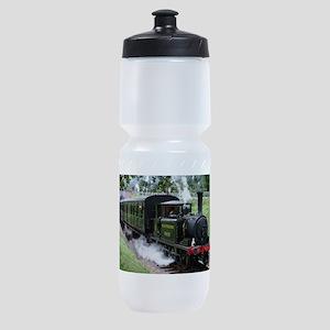 Steam Train Sports Bottle
