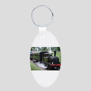 Steam Train Keychains