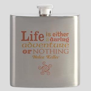 Daring Life Flask