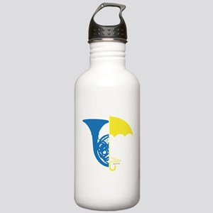 HIMYM French Umbrella Stainless Water Bottle 1.0L