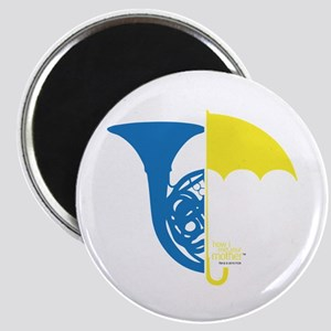 HIMYM French Umbrella Magnet
