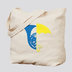HIMYM French Umbrella Tote Bag