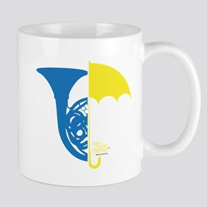 HIMYM French Umbrella Mug