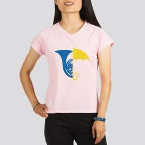 HIMYM French Umbrella Performance Dry T-Shirt