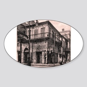French Quarter Absinthe House Sticker