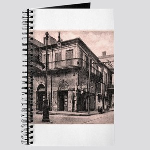French Quarter Absinthe House Journal