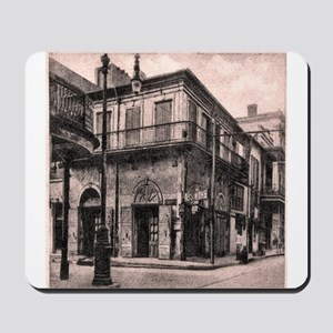 French Quarter Absinthe House Mousepad