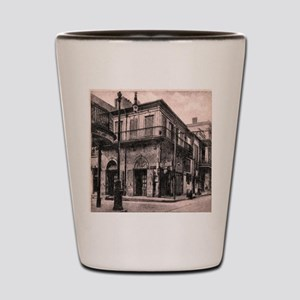 French Quarter Absinthe House Shot Glass
