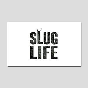 Slug Life Thug Life Car Magnet 20 x 12
