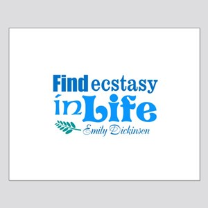 Ecstasy in Life Posters
