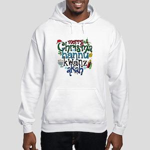 Merry Chrismahannukwanzakah Hoodie