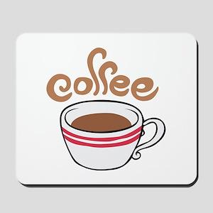 HOT COFFEE Mousepad
