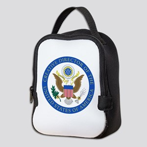 CD of the USA2 Neoprene Lunch Bag