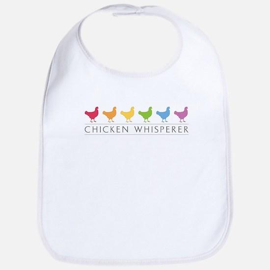 Chicken Whisperer Bib