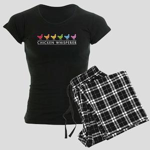 Chicken Whisperer Women's Dark Pajamas