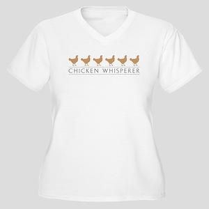 Chicken Whisperer Plus Size T-Shirt