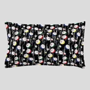 Festive Bingo Balls Pillow Case