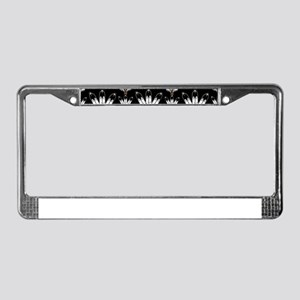 Eagle Feathers License Plate Frame
