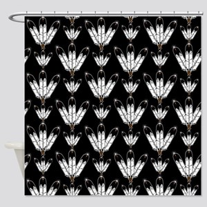 Eagle Feathers Shower Curtain