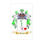 Hugo Sticker (Rectangle)