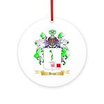 Hugo Ornament (Round)
