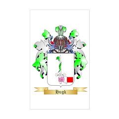 Hugk Sticker (Rectangle)
