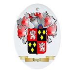 Hugill Ornament (Oval)