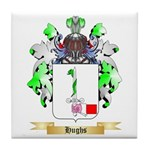Hughs Tile Coaster