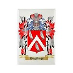 Hughlings Rectangle Magnet (10 pack)