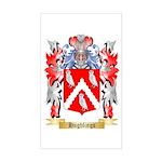 Hughlings Sticker (Rectangle)