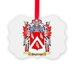 Hughlings Picture Ornament