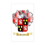 Hughill Sticker (Rectangle)