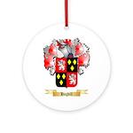 Hughill Ornament (Round)