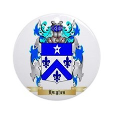 Hughes Ornament (Round)