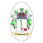 Huggons Sticker (Oval)