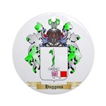 Huggons Ornament (Round)