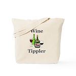 Wine Tippler Tote Bag