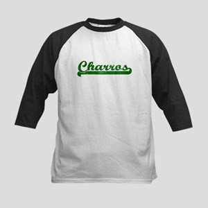 charros Kids Baseball Jersey