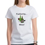 Fueled by Wine Women's T-Shirt