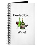 Fueled by Wine Journal