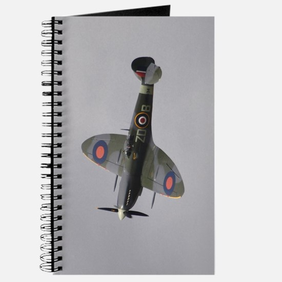 Unique Raf spitfire fighter plane Journal