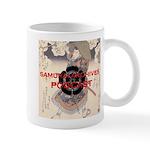 11 Oz Ceramic Samurai Archives Podcast Mug Mugs