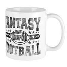 2014 Fantasy Football Champion - Footba Mug