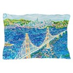 Golden Gate San Francisco Pillow Case