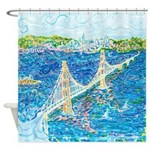 Golden Gate San Francisco Shower Curtain