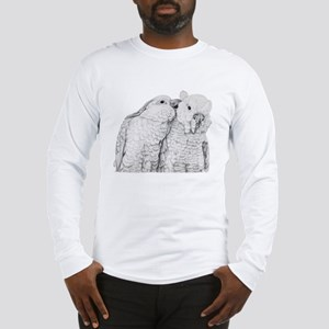 Cockatoos Long Sleeve T-Shirt