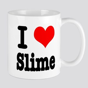 I Heart (Love) Slime Mug