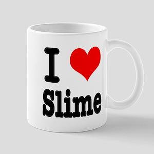 I Heart (Love) Slime Mug