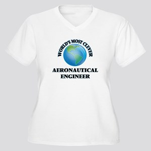 World's Most Clever Aeronautical Plus Size T-Shirt