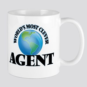 World's Most Clever Agent Mugs